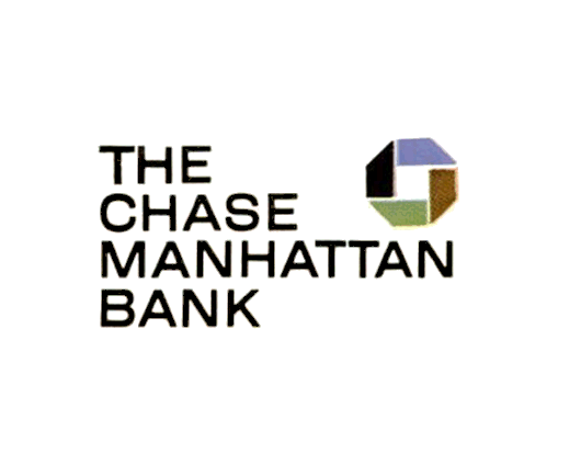 Chase Manhattan's 4 color logo