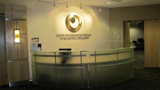 CIVS front desk