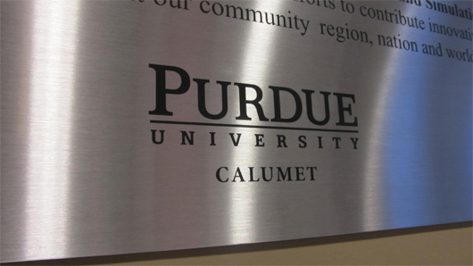 Purdue University Calumet logo