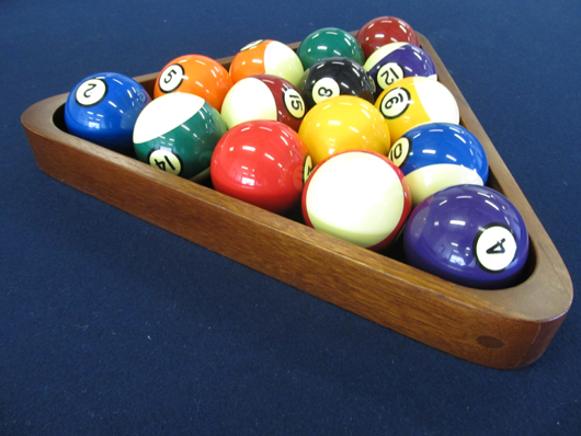 Ad Force Billard Balls