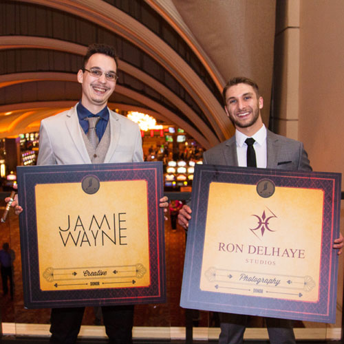 Jamie Wayne & Ron Delhaye